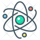 Science Atoms Icon