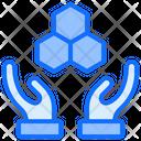 Science Molecular Structure Icon