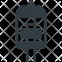 Science Resistamce Lamp Icon