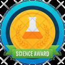 Science Badge Reward Marker Icon