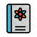 Science Book Icon