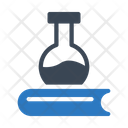 Beaker Flask Book Icon