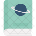Book Fiction Planet Icon