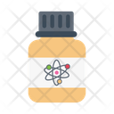 Science Bottle Chemical Icon