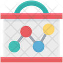 Science Chart Icon
