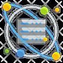 Science Data Analytics Report Icon