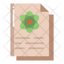 Science Document Icon