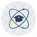 Science Education Physics Education Learning Icon