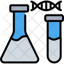 Dna Science Chemistry Icon