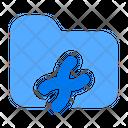 Science Folder Laboratory Folder Laboratory Icon