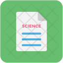 Science Journal Blog Icon