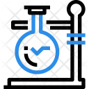 Science Experiment Research Icon