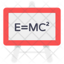 Science Lecture Science Education Lesson Icon
