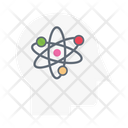 Science Education Mind Icon
