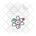 Science File Document Icon