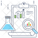 Science Research Chemical Research Scientific Research Icon
