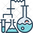 Science Research Science Research Icon