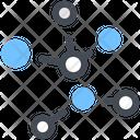 Polymer Chemical Nano Icon