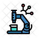 Scientific Research Technology Icon