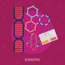Scientific Education Science Icon