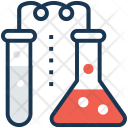 Experiment Research Experimentation Icon