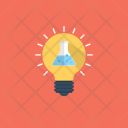Scientific Research Experiment Icon