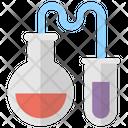 Scientific Research Experiment Icon