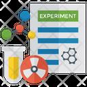 Scientific Experiment Icon