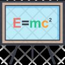 Emc 2 Scientific Formula Icon