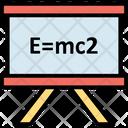 Scientific Formula Icon