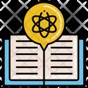 Scientific Literature Science Book Literature Icon