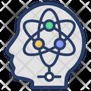 Scientific Mind Icon
