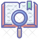 Scientific Paper File Review Document Monitoring Icon