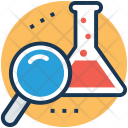 Research Explore Experiment Icon