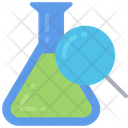 Science Teaching Research Tubes Viles Icon