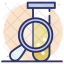 Lab Analysis Chemical Analysis Lab Research Icon