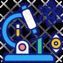 Scientific Research Biochemistry Chemistry Icon