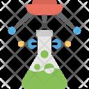 Scientific Robot Science Icon