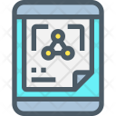 Scientific Study Tablet Icon