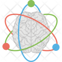 Brain Power Scientific Icon