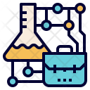Job Science Researcher Icon