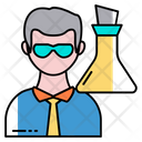 Science Scientist Lab Icon