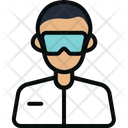 Avatar Doctor Professor Icon