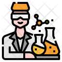 Science Avatar Occupation Icon
