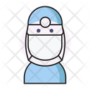 Scientist Lab Research Icon