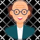 Scientist Researcher Experimenter Icon