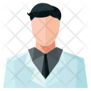 Scientist Employee Laboratory Icon