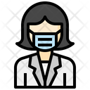 Scientist Profession Job Icon