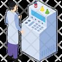 Laboratory Machine Lab Experiment Laboratory Test Icon
