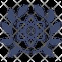 Scientist Badge Icon